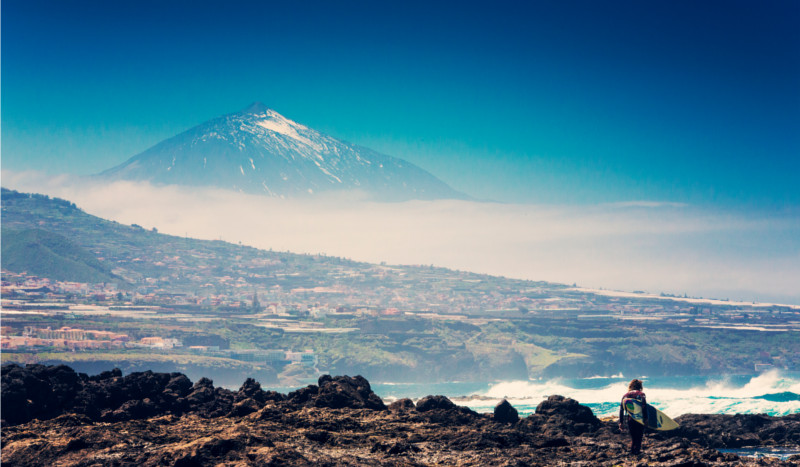 Tenerife, destino sin límites