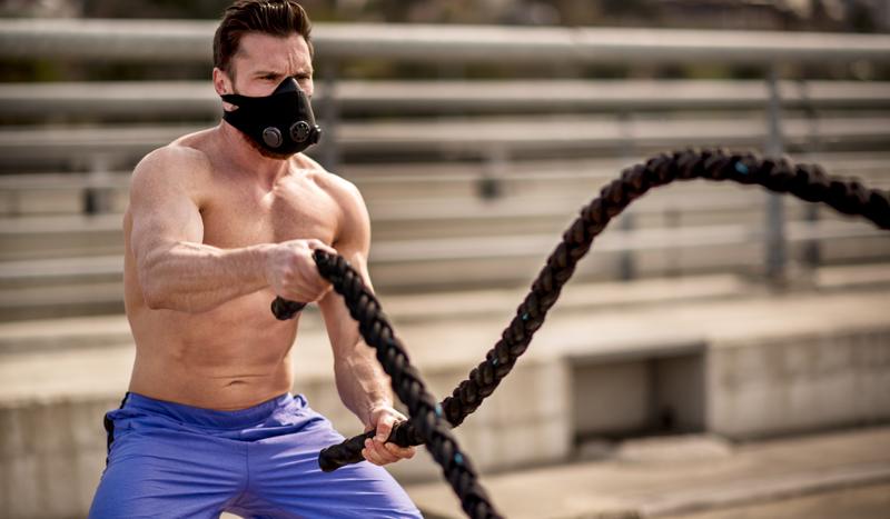¿Es buena idea entrenar con máscara? Todo sobre el entrenamiento ventilatorio