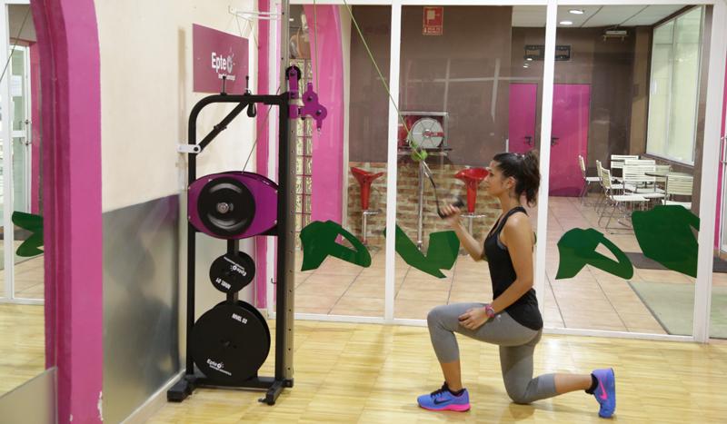 Ventajas de entrenar con poleas de inercia