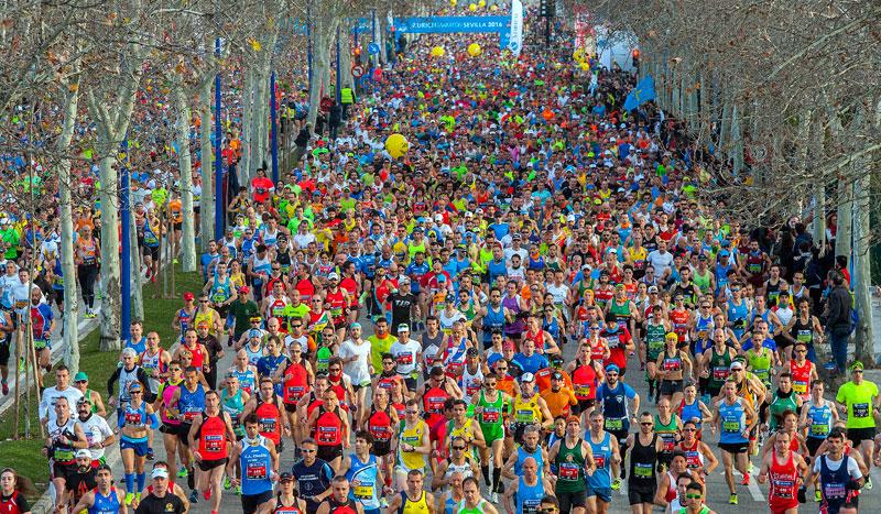 Lo que no te puedes perder de la feria del Zurich Maratón de Sevilla