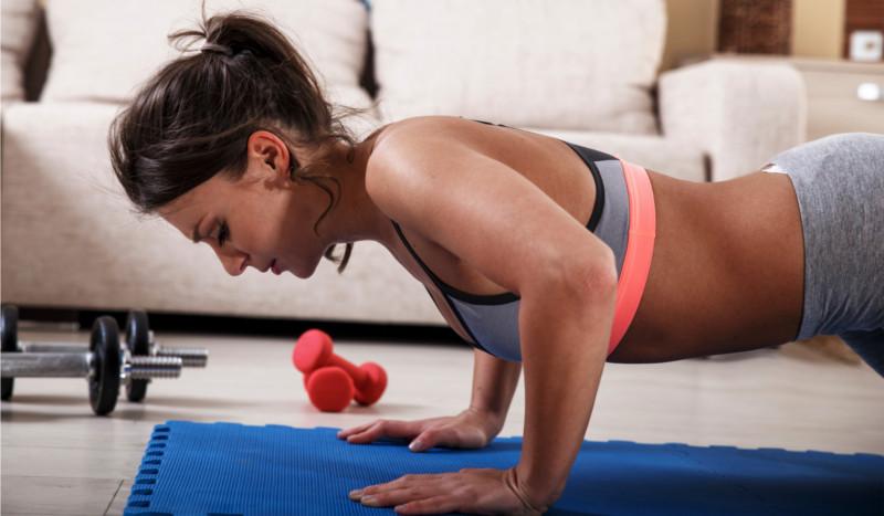 Los mejores circuitos para entrenar en casa