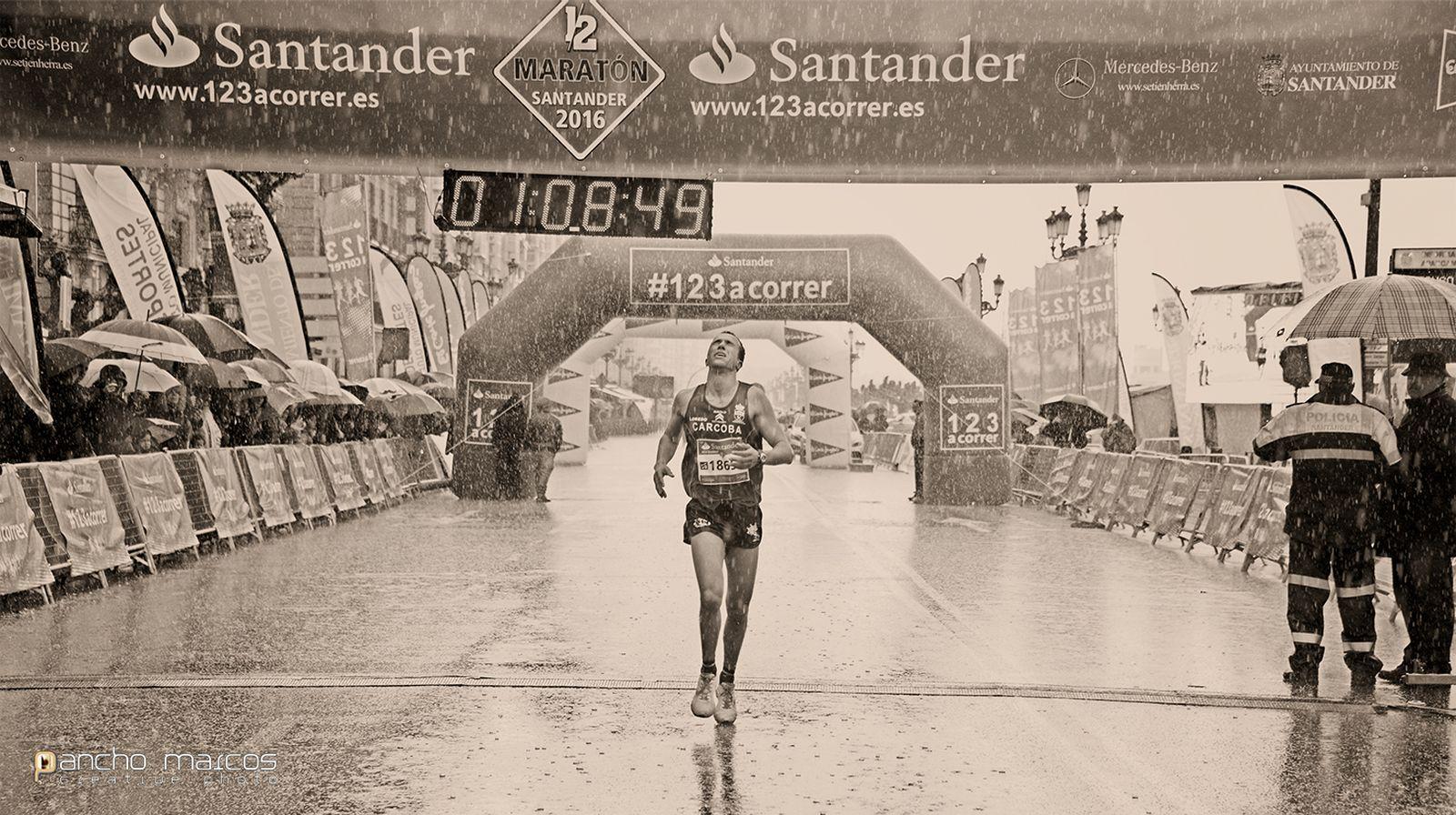 Abiertas las inscripciones para la media maratón de Santander