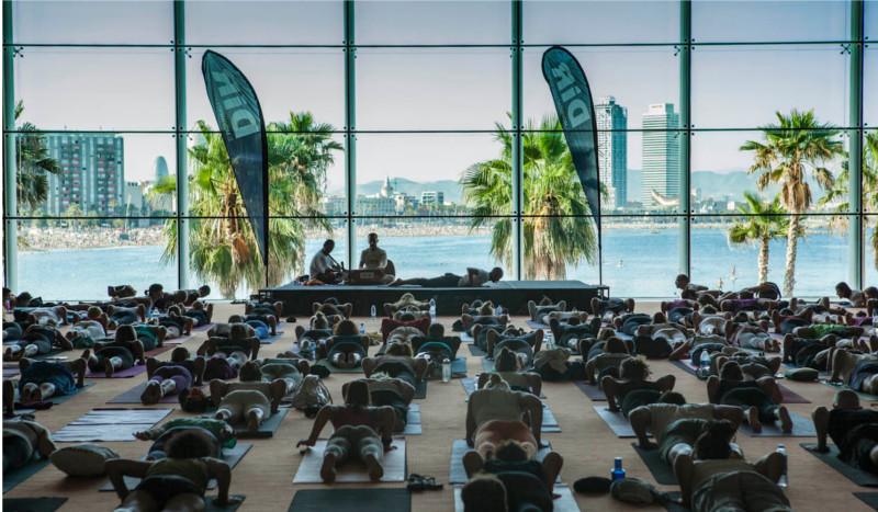 Barcelona acoge el Global Yoga Congress de la mano de YogaOne by DiR