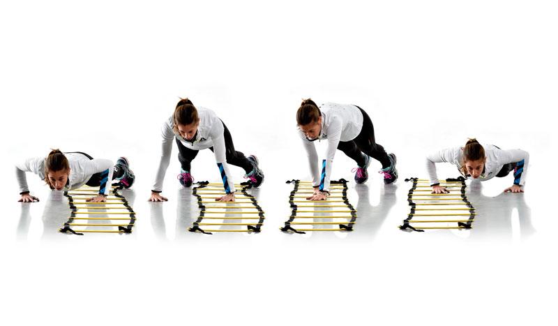 ¡Entrenar para vivir! El reto fitness de febrero