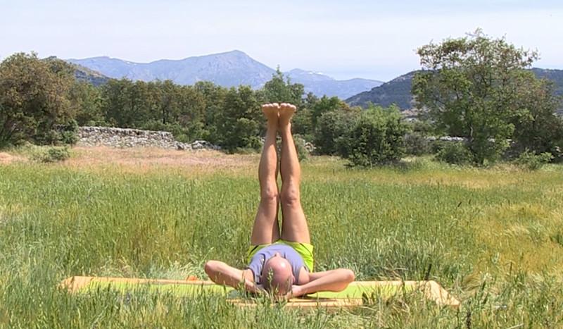 Yoga para recuperar después de un entrenamiento intenso