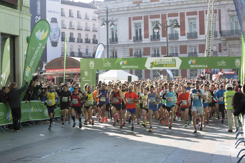 Últimas inscripciones para apuntarte a la Carrera Iberdrola Bomberos de Madrid