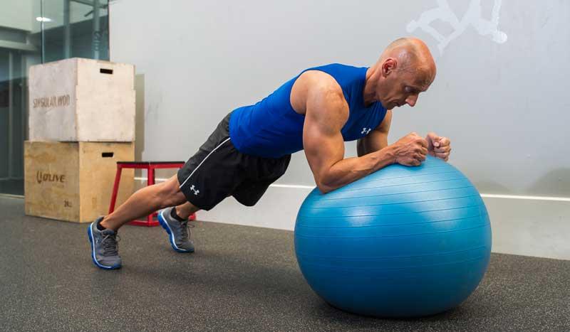 El entrenamiento redondo para tus abdominales