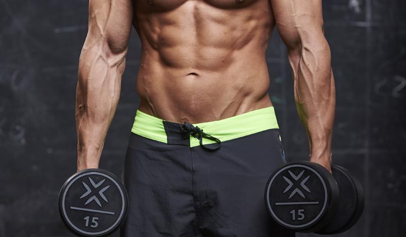 Refuerza tus brazos para mejorar el bíceps