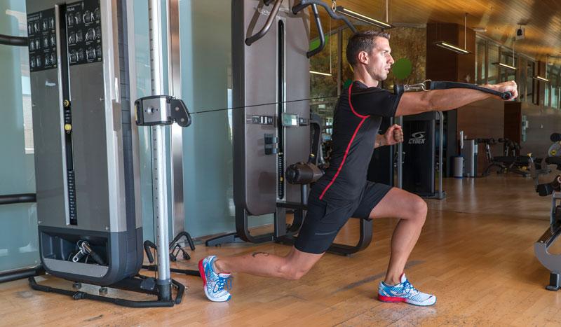 Los beneficios de entrenar con poleas, ¡trabaja todo tu cuerpo!