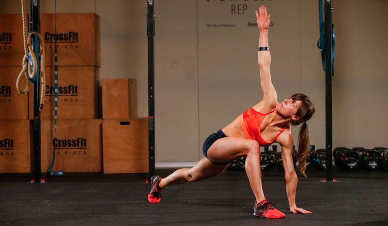 Estiramientos para CrossFit