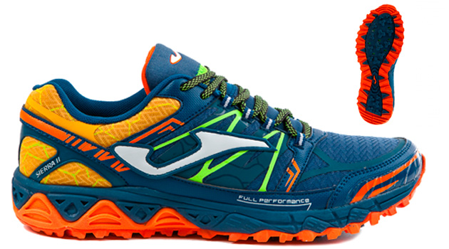 Zapatillas de trail Running Joma Sierra