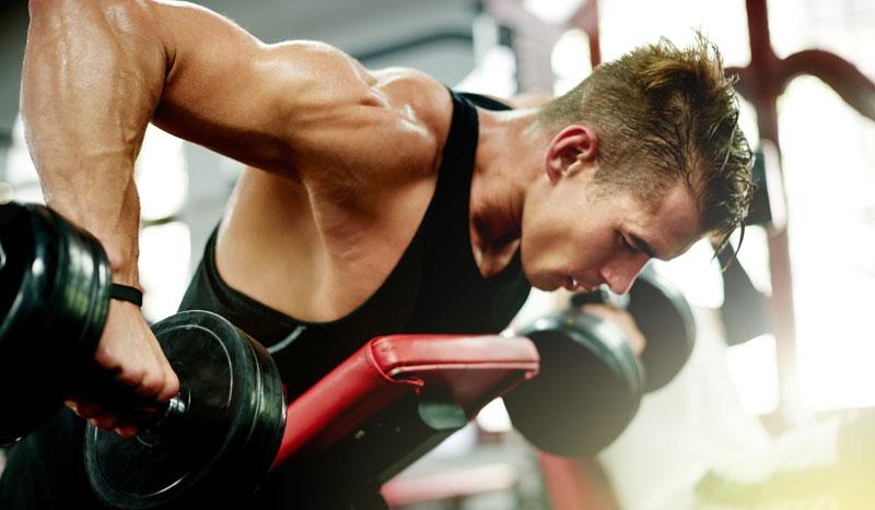 Cuatro errores que te impiden progresar con las pesas