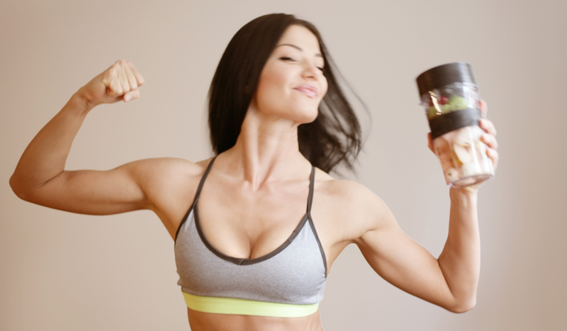 Las 9 vitaminas del rendimiento