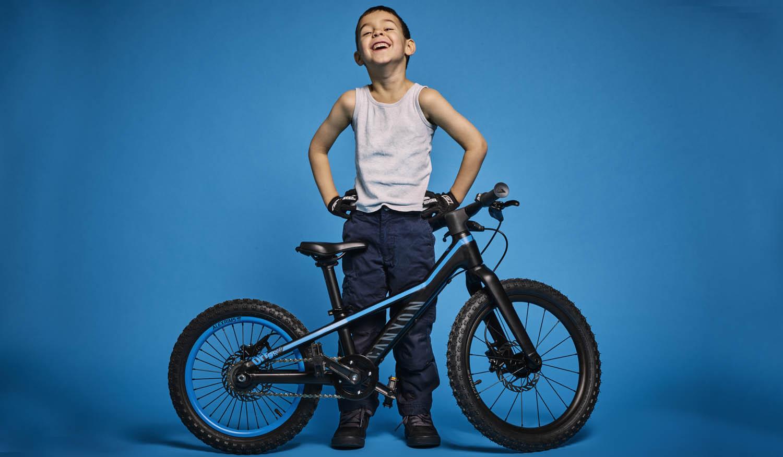 La bici con la que soñará tu niño