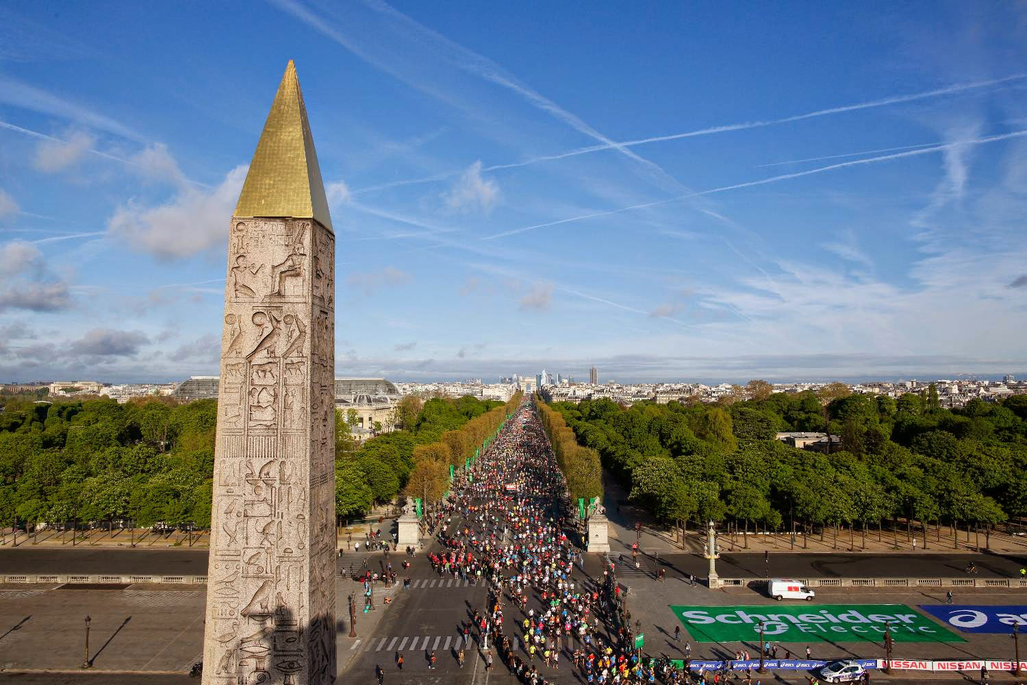 Maratón de Paris