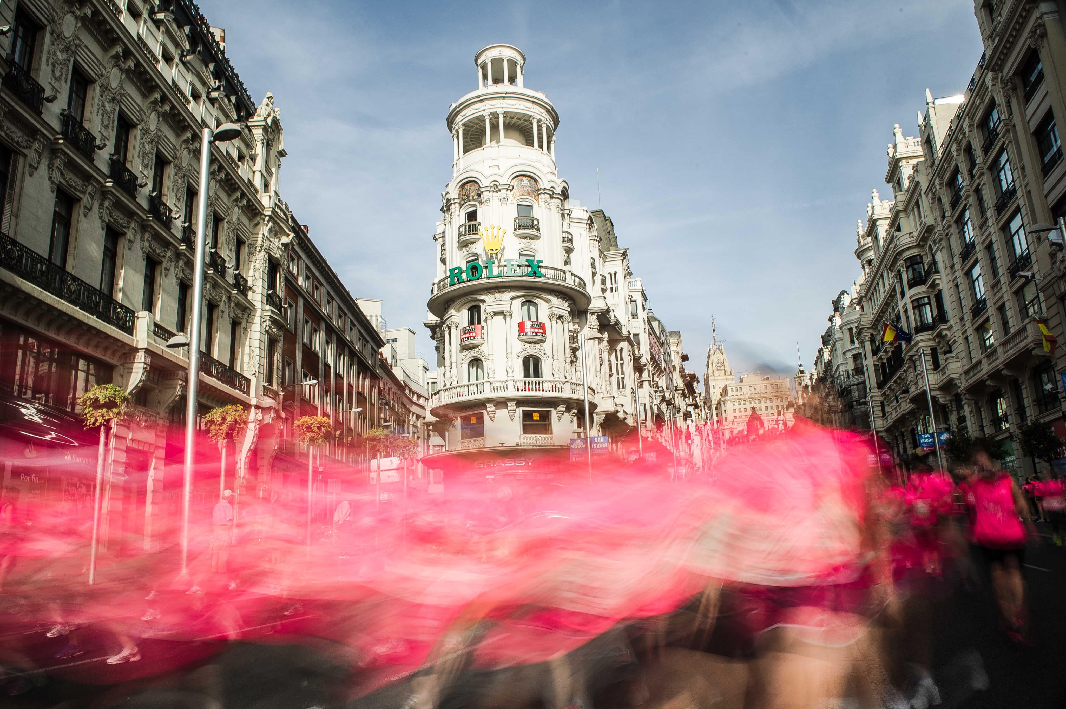 Se abren las inscripciones de la Carrera de la Mujer de Madrid