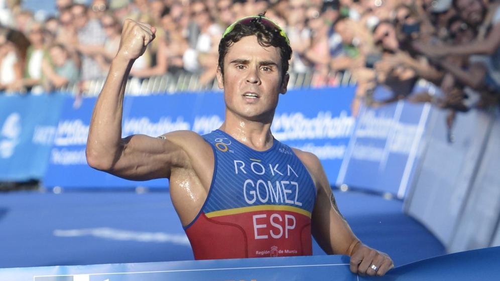 Gomez Noya vuelve a reinar