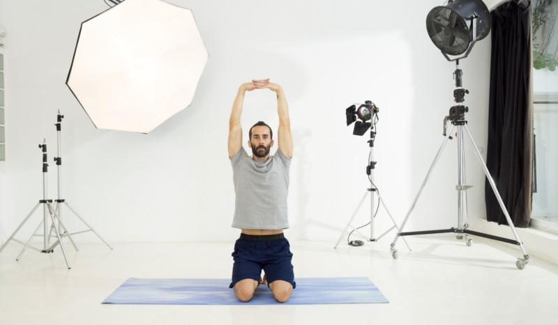 Protege tus articulaciones cuando hagas yoga