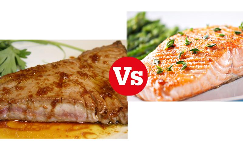 Atún o salmón, los pescados fitness por excelencia, ¿quién gana?