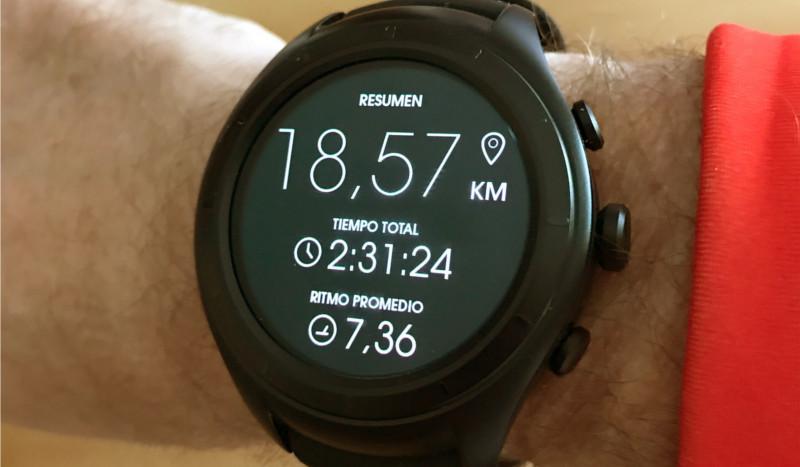 reloj new balance run