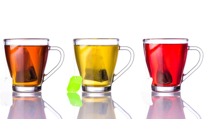 Un té para cada objetivo de fuerza