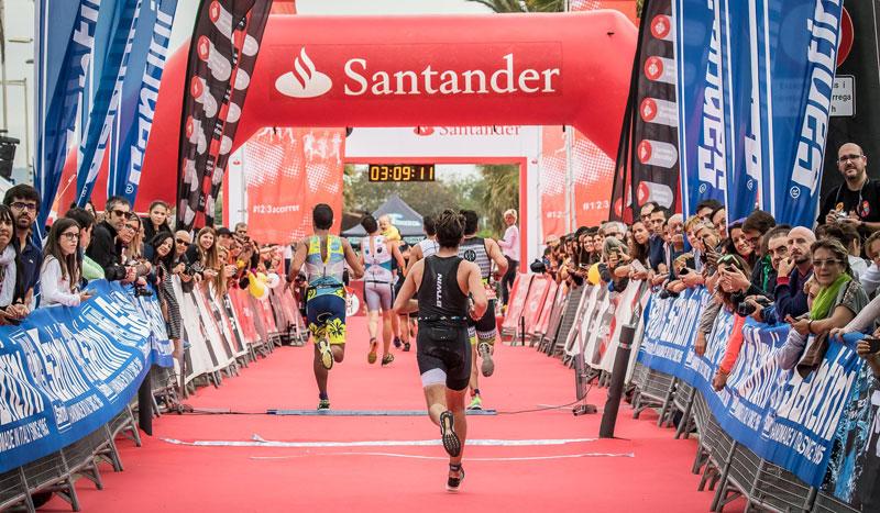 ¡Prepárate para el Barcelona Triathlon by Santander!