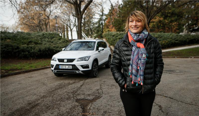 SEAT Ateca, un SUV para las familias más deportivas