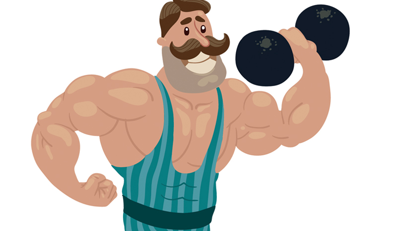 Las 3 claves para generar testosterona