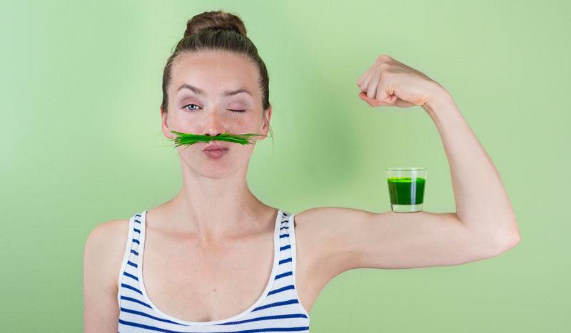 Proteinas verdes, ¡los vegetales que te ponen fuerte!