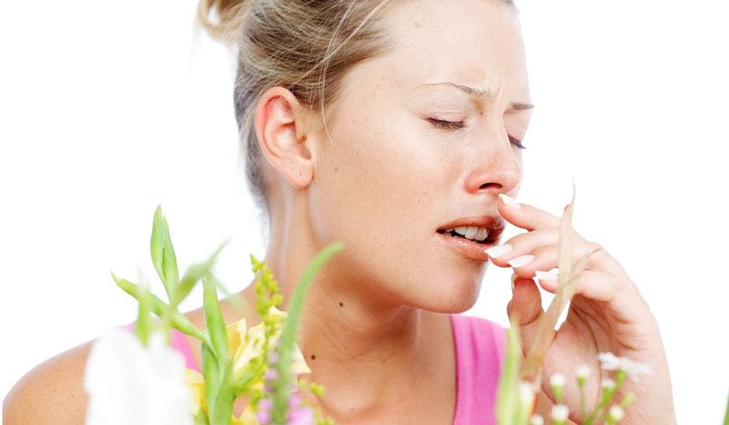 Si tengo alergia... ¿tengo que cambiar mi entrenamiento y mi dieta?