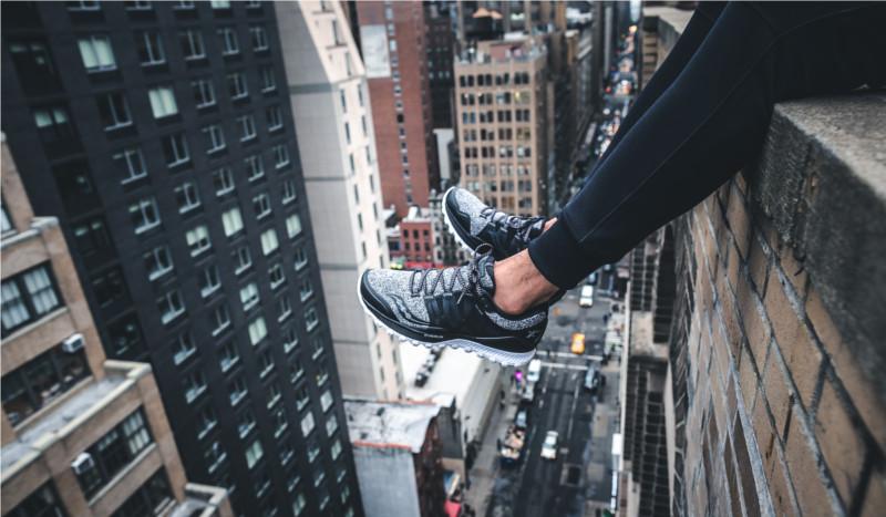 """""""Life on the Run"""", la nueva línea de zapatillas de Saucony para el día a día"""