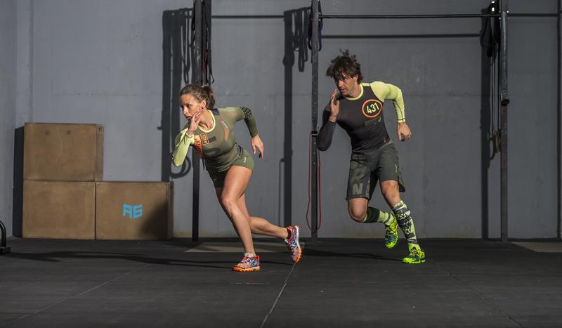 Carreras de obstáculos: entrenamiento para acabarlas
