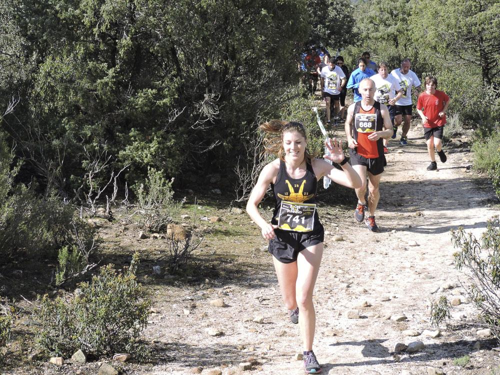Vuelve el Trail de Hoyo de Manzanares