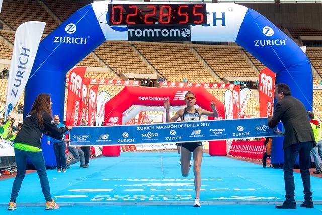 Inscripciones abiertas para el Zurich Maratón de Sevilla