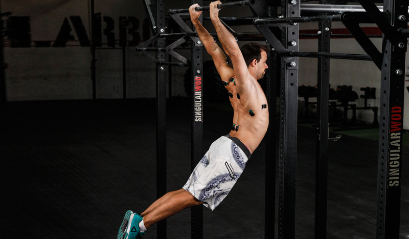 "Kipping versus pull up estricto y butterfly, analizamos la ""dominada del CrossFit"""
