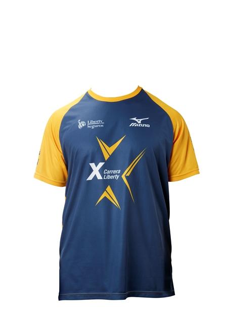 La Carrera Liberty tendrá este año camiseta Mizuno
