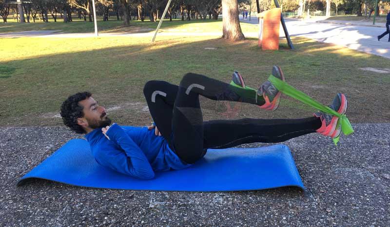 Cómo ganar fuerza en tus piernas para correr mejor