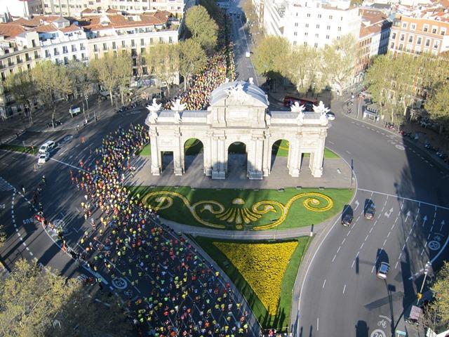 Día de récords en el Medio Maratón de Madrid