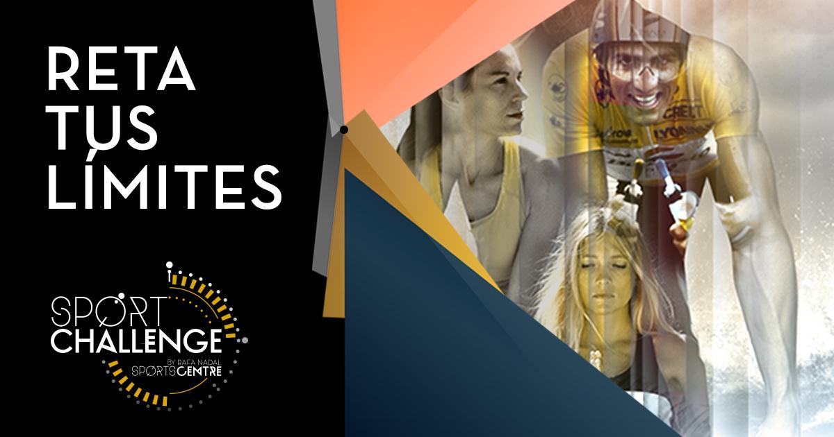 Nace SPORT CHALLENGE, los nuevos stages deportivos del espectacular Rafa Nadal Sports Centre