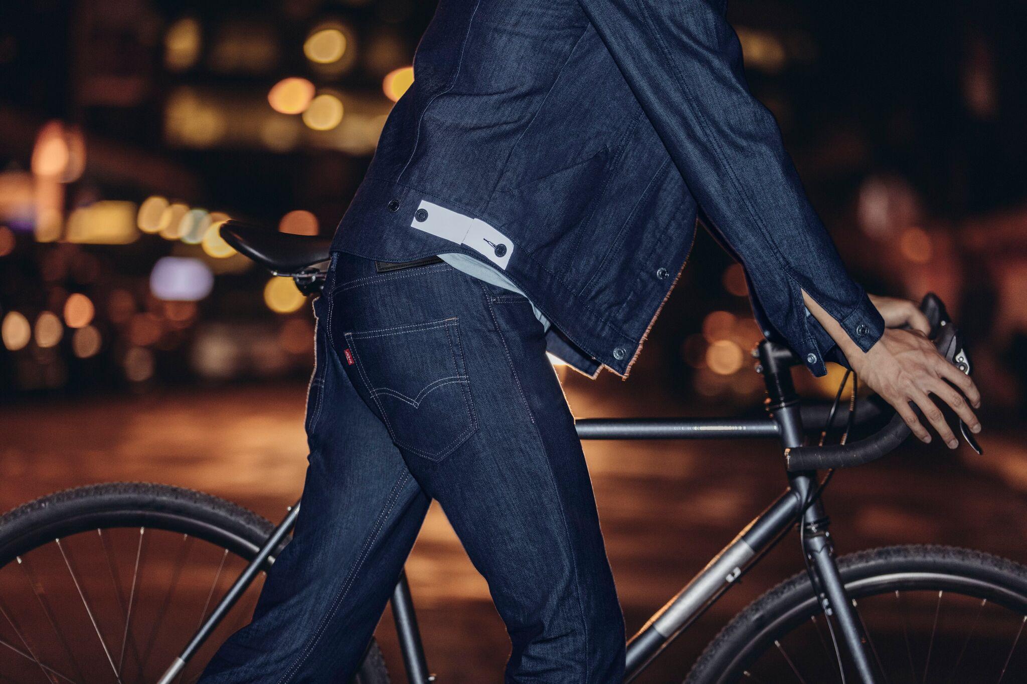 Los nuevos Levi´s para ciclistas urbanos