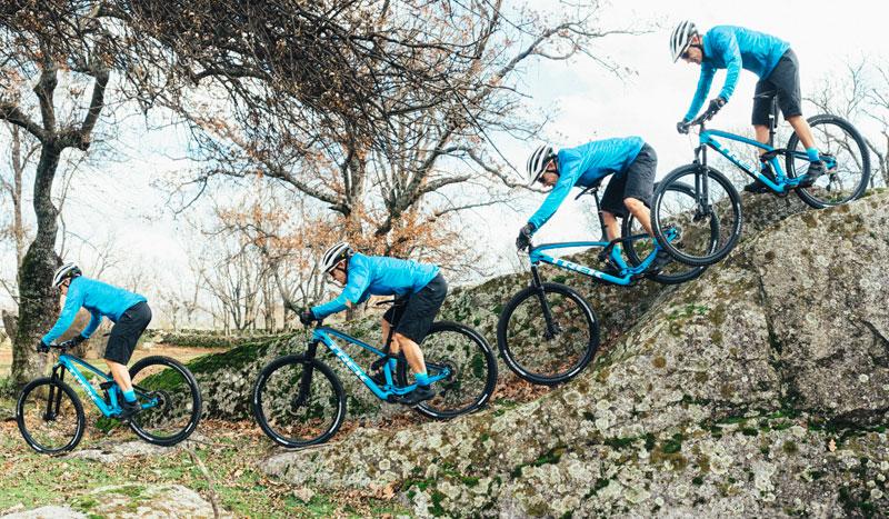 Así se sube y así se baja, ¡la técnica para dominar tu mountain bike!