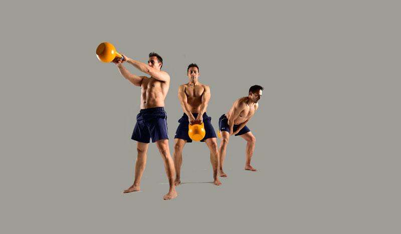 Construyendo el swing: técnica paso a paso del movimiento más potente