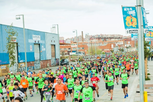 Gran éxito de la Carrera Magic BDN Running