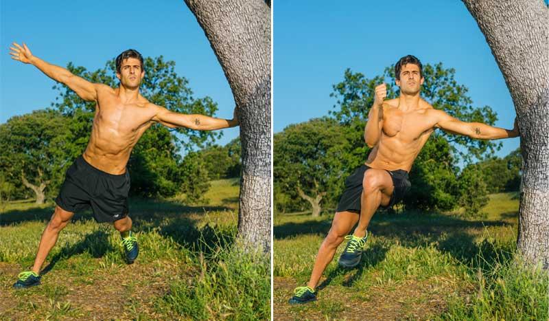 ¡Corto e intenso! Entrenamiento de alto gasto metabólico para mejorar la fuerza del core