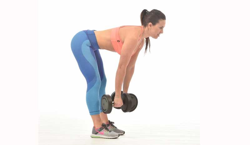 Tres ejercicios para fortalecer lumbares