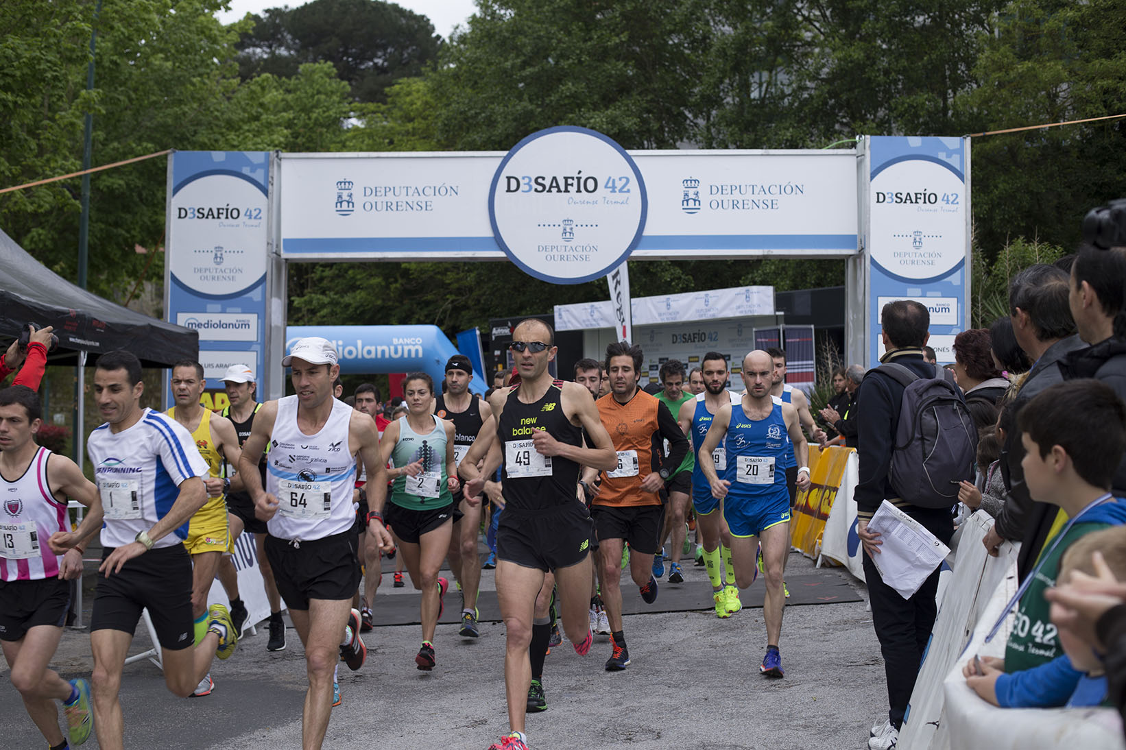 Nace el circuito 15 km Series Banco Medionalum