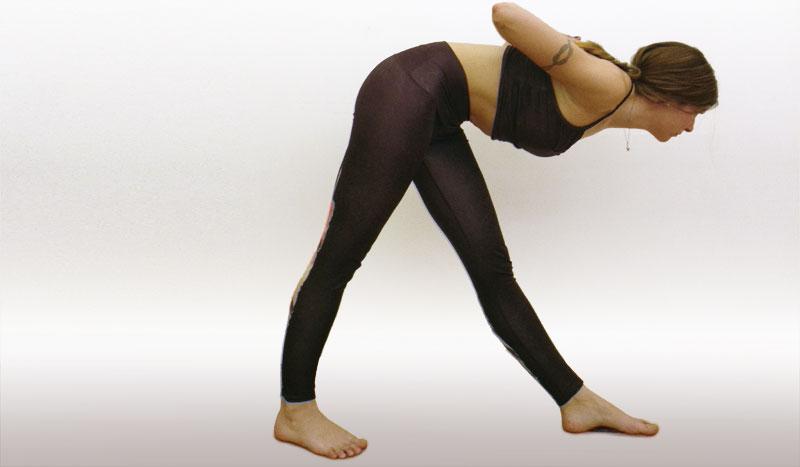 Yoga para isquiotibiales