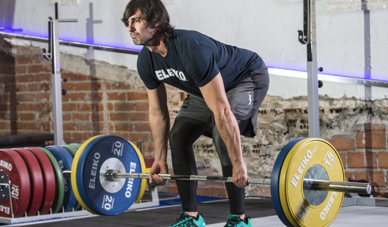 WOD del coach: toes to ring, deadlift y remo, ¿te atreves?