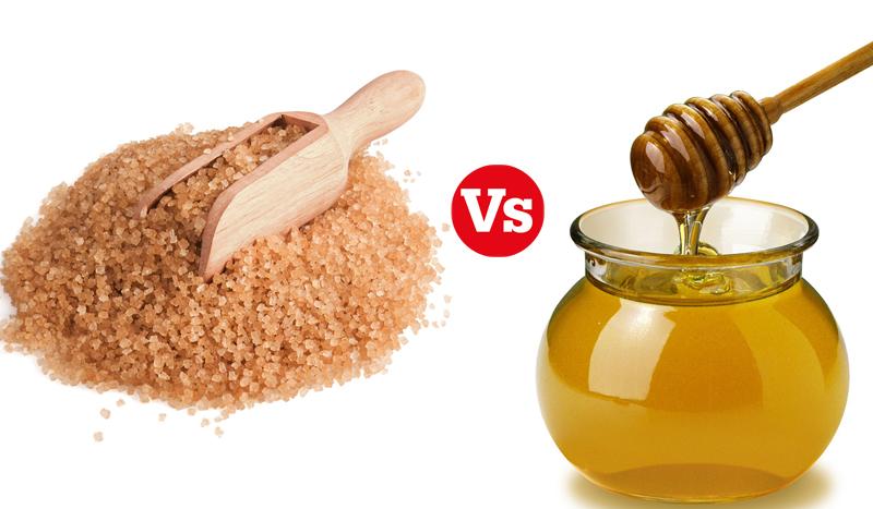¿Miel o azúcar para tus músculos? ¡Te contamos los pros y los contras de ambas!