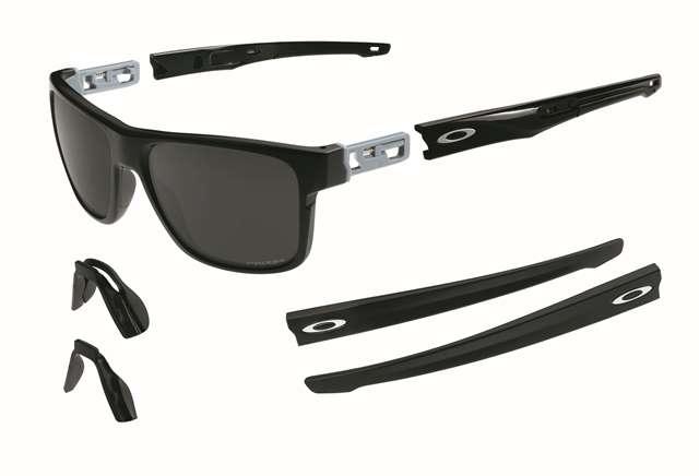 Oakley estrrena su colección de gafas más polivalentes, Crossrange